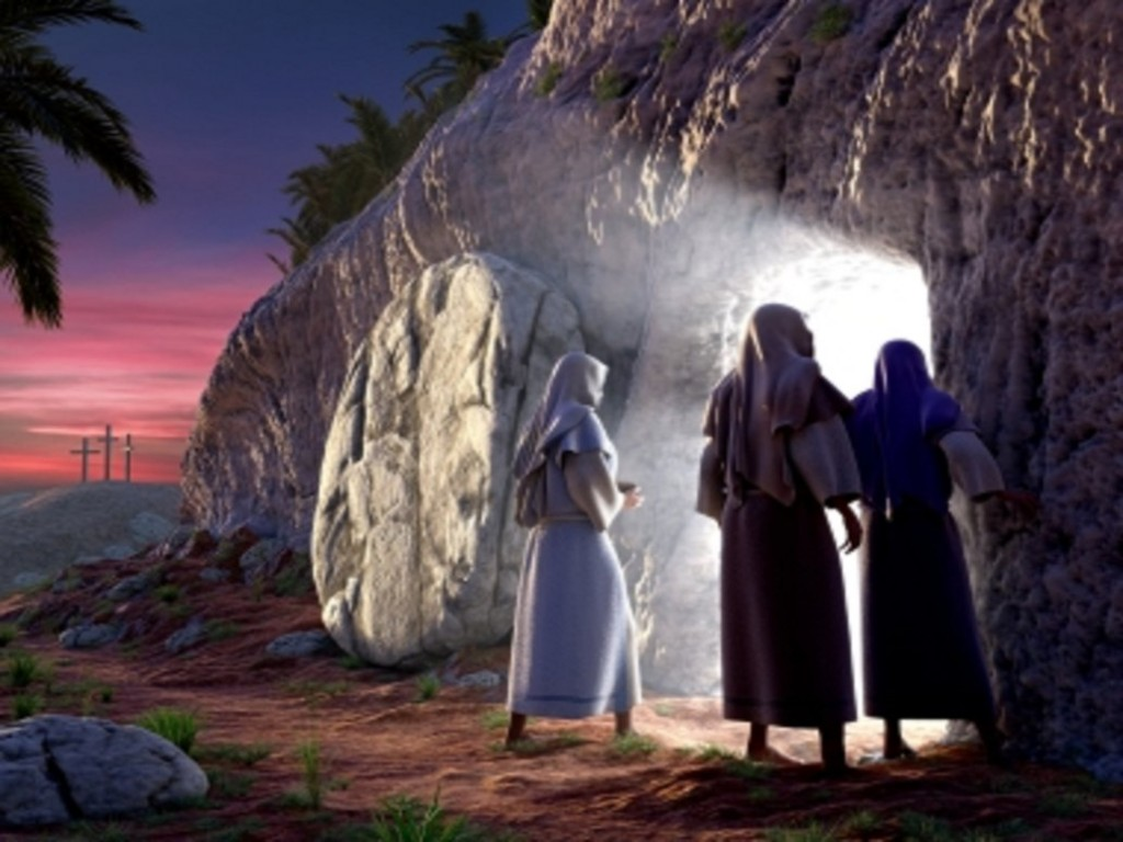 the_empty_tomb_and_resurrection_of_jesus_christ